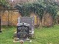 North Graveyard, Ciffig Church - geograph.org.uk - 1172441.jpg