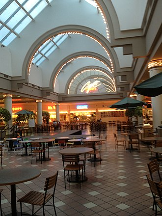 North DeKalb Mall - Food court of North DeKalb Mall