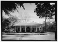 North elevation, with scale - Laureate House, 225 Poete Street, Natchitoches, Natchitoches Parish, LA HABS LA-1326-2.tif