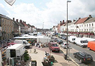 Northallerton - Image: Northallerton High Street