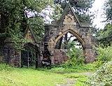 Northern gate, Flaybrick Memorial Gardens 1.jpg