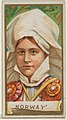 Norway, from the Types of All Nations series (N24) for Allen & Ginter Cigarettes MET DP836451.jpg