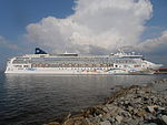 Norwegian Star Starboard Side Tallinn 19 May 2013.JPG