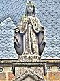 Notre-Dame, sur le pignon de l'église.jpg