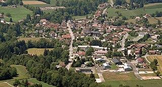 Novalaise Commune in Auvergne-Rhône-Alpes, France