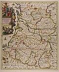 Novissimam hanc tabulam Aquitaniae et Vasconiae Guascogne et Guienne dictae provincias... - CBT 5879783.jpg