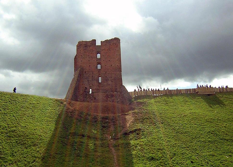 Novogrudok ruin