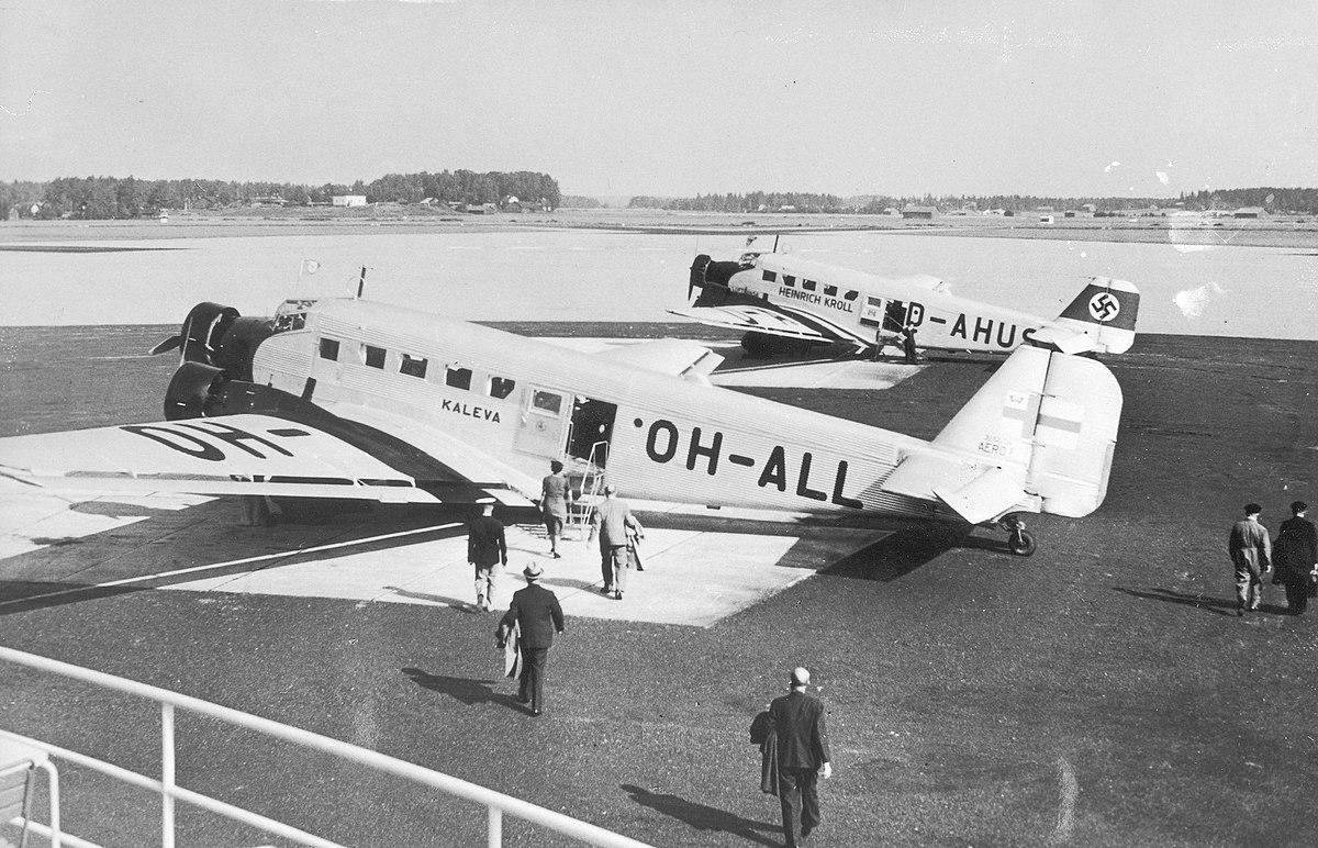 Kaleva Airplane Wikipedia