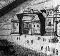 O Rossio no século XVI (cropped) - Palácio dos Estaus.png
