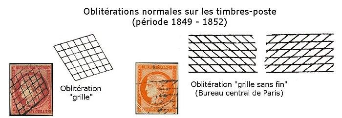 Timbres de france 1849 wikip dia - Bureau de poste paris 12 ...