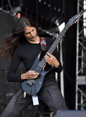 Obscura (band) - Guitarist Christian Münzner left Necrophagist in 2006 before joining Obscura