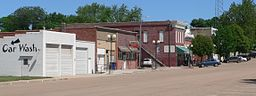 Odell, Nebraska Main from Railway 2.JPG