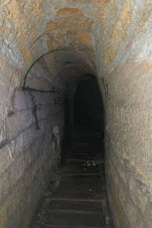 Odessa Catacombs - Image: Odessa kat 03