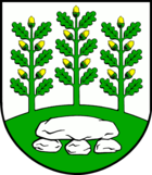 Coat of arms of the community of Oeschebüttel