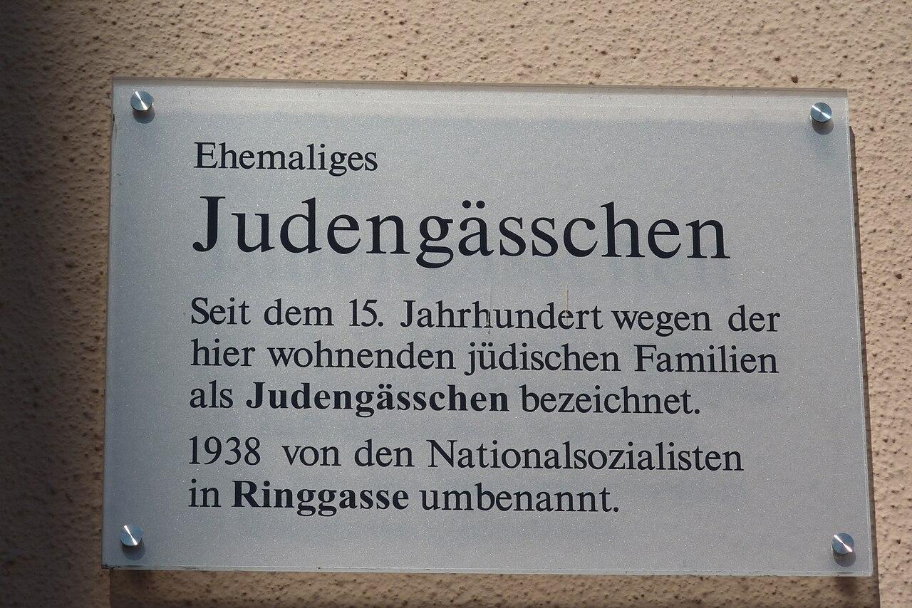 Oettingen (Bayern) Ringgasse Infotafel329.JPG