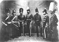 Officers commanding Montreal volunteers, 1860.png