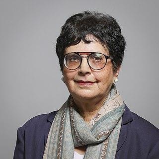 Usha Prashar, Baroness Prashar