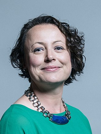 Catherine McKinnell - Image: Official portrait of Catherine Mc Kinnell crop 2