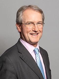 Owen Paterson British Conservative politician