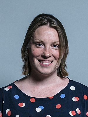 Minister for Sport and Civil Society - Image: Official portrait of Tracey Crouch crop 2