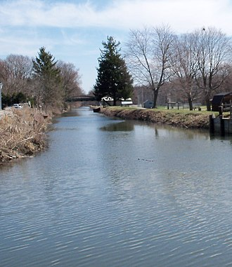 Canal Fulton, Ohio - Along the Ohio and Erie Canal