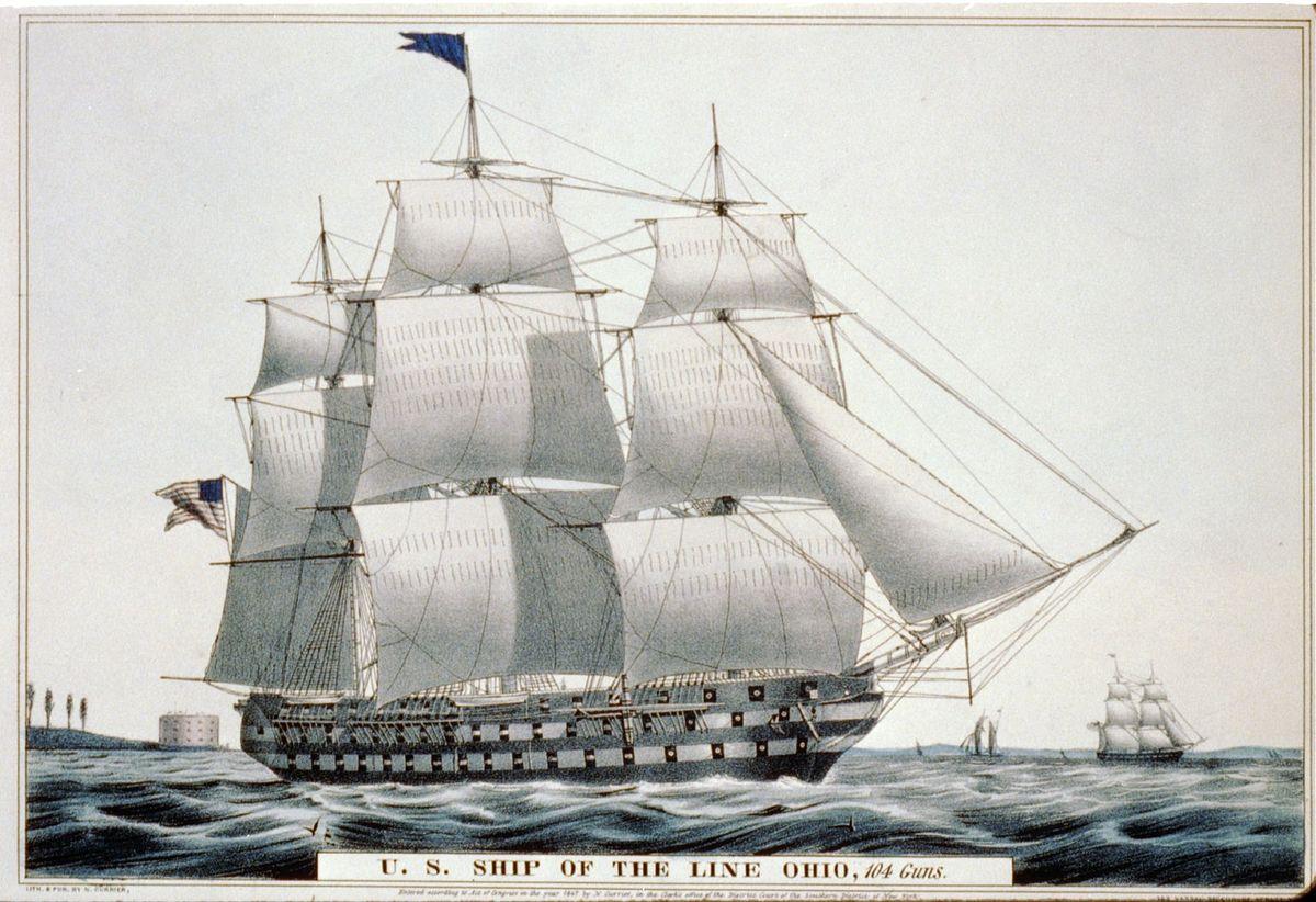 Uss Ohio 1820 Wikipedia