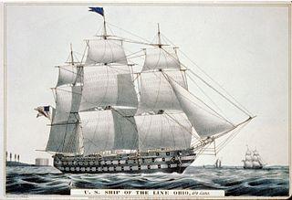 USS <i>Ohio</i> (1820) 1820 ship of the line