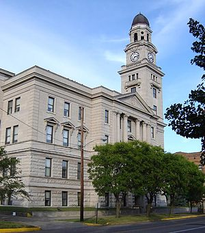 Washington County, Ohio - Image: Ohio Washington County Courthouse