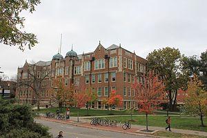 Mathematical Biosciences Institute - Ohio State University Jennings Hall