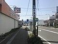 Oita Prefectural Road No.48 near Hita Station 2.jpg