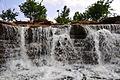 Oklahoma Bricktown Canal - Falls (2527364567).jpg
