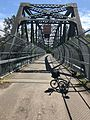 Old Clackamas River rail bridge converted to bike and ped only (34582332542).jpg