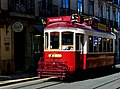 Old Electrical trams converted to tourism purpose (48653136393).jpg