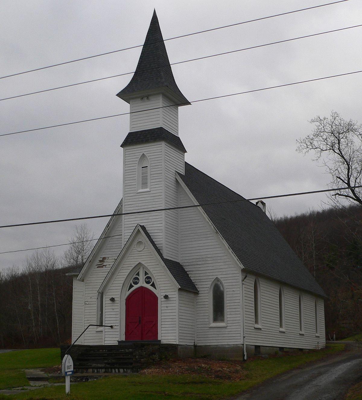 Old Hawleyton Methodist Episcopal Church Wikipedia