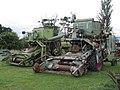 Old agricultural machines, Ty'n-y-coed - geograph.org.uk - 222688.jpg