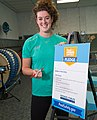 Olympian Allison Schmitt takes the Pool Safely Pledge (34690230622).jpg