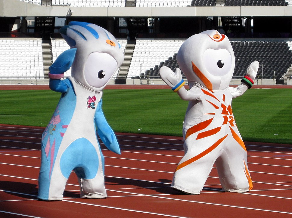 Olympic mascots (cropped)