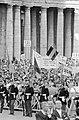 Olympische Spelen te Rome, Paus Johannes XXIII zegent de deelnemers aan de Spele, Bestanddeelnr 911-5387.jpg