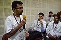 Om Shivaprakash HL - Open Discussion - Collaboration among Indic Language Communities - Bengali Wikipedia 10th Anniversary Celebration - Jadavpur University - Kolkata 2015-01-10 3173.JPG