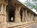 Open Mantapa (hall) in Someshvara temple at Kolar.JPG
