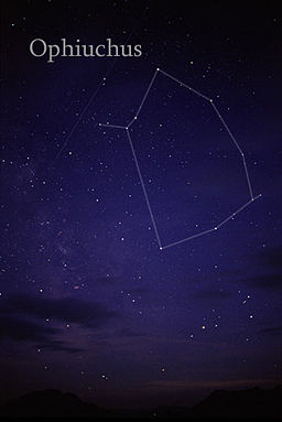 New Zodiac Sign Ophiuchus; New Zodiac Dates - Makuloids