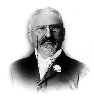 Blieskastel - David Oppenheimer around 1896