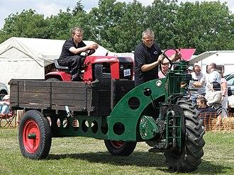 Drive wheel - Opperman Motocart