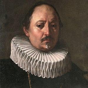 Orazio Riminaldi - Portrait of Curzio Ceuli