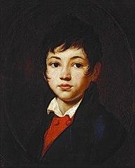 Portrait de A.A.Chelishchev