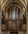Organ of Le Havre Cathedral 20140512.jpg