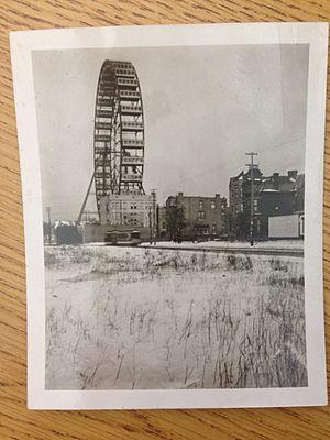 Original Ferris wheel in Lincoln park, Chicago.jpg