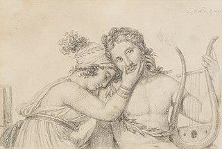Orpheus en Eurydice