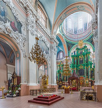 Orthodox Church of the Holy Spirit, Vilnius - Image: Orthodox Church of the Holy Spirit 1, Vilnius, Lithuania Diliff
