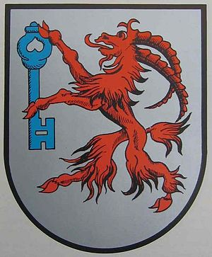 Bad Salzdetfurth - Image: Ortswappen Bodenburg